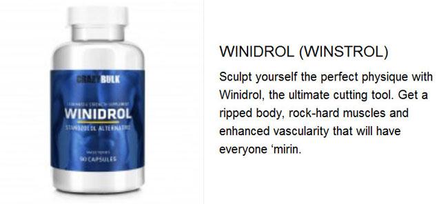 winidrol-kadın