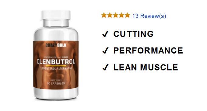 produk Korzyści z clenbuterol dla budowy ciała